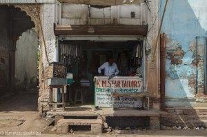 Tailor shop?